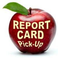 report card pickup